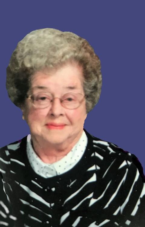 Patsy L. Underwood, age 87, of Huntingburg