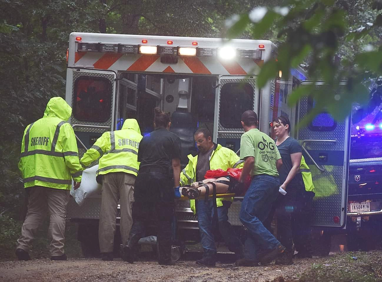 NEW INFORMATION:  An Area Girl Scout Killed; Three Other Hurt After a Tree Fell on Them at Perry County Scout Camp