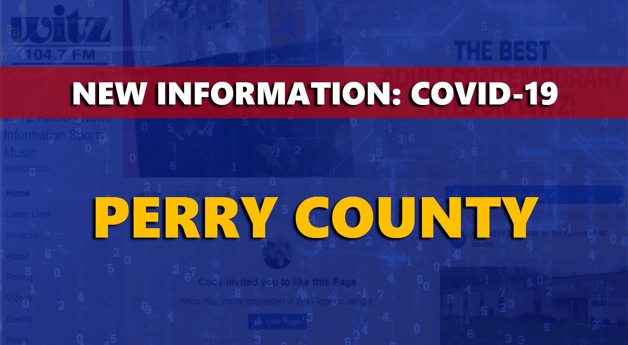 Another COVID-19-Related Death Reported in Perry County Monday