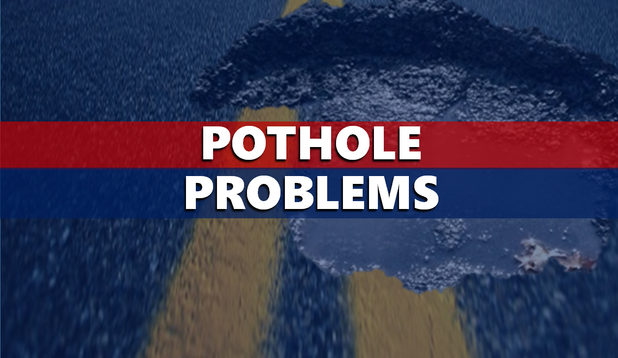 Jasper Has Pothole Problems on Newton Street, Officials Urge You to Find an Alternate Route for Now