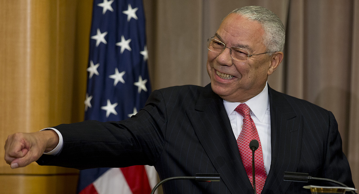 Gen. Colin Powell to Speak at USI Event in 2019