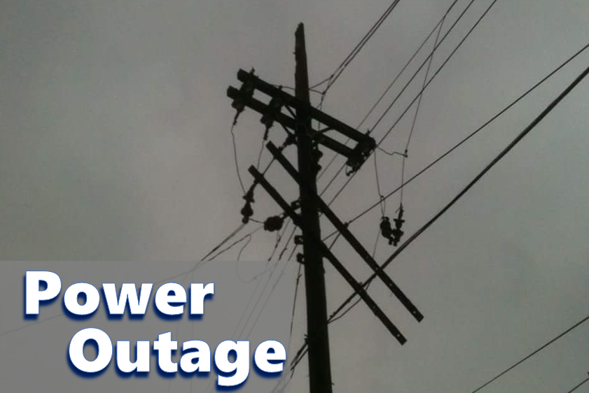 Power is Back On Following Thursday Morning Outage