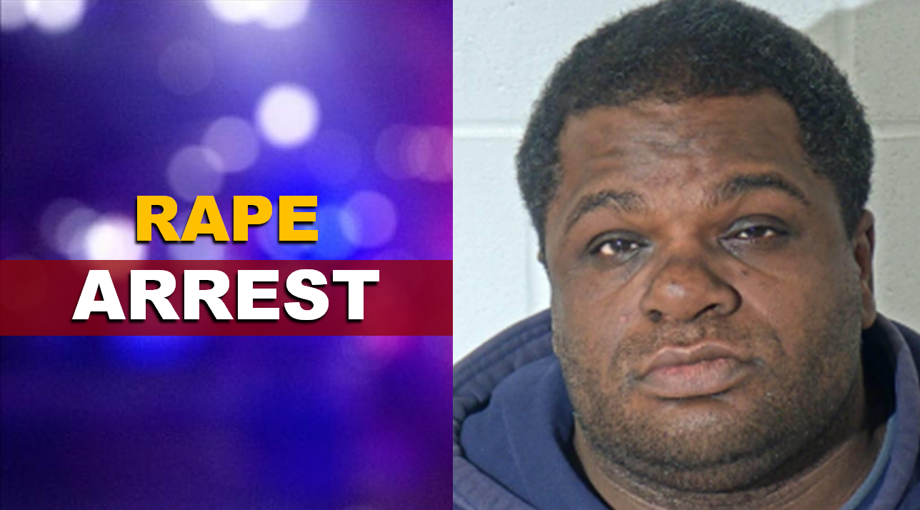 Area Man Arrested For Allegedly Raping Woman in Parking Lot of Popular Bar in December
