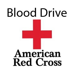 Critical Blood Shortage, Red Cross Blood Drive Monday