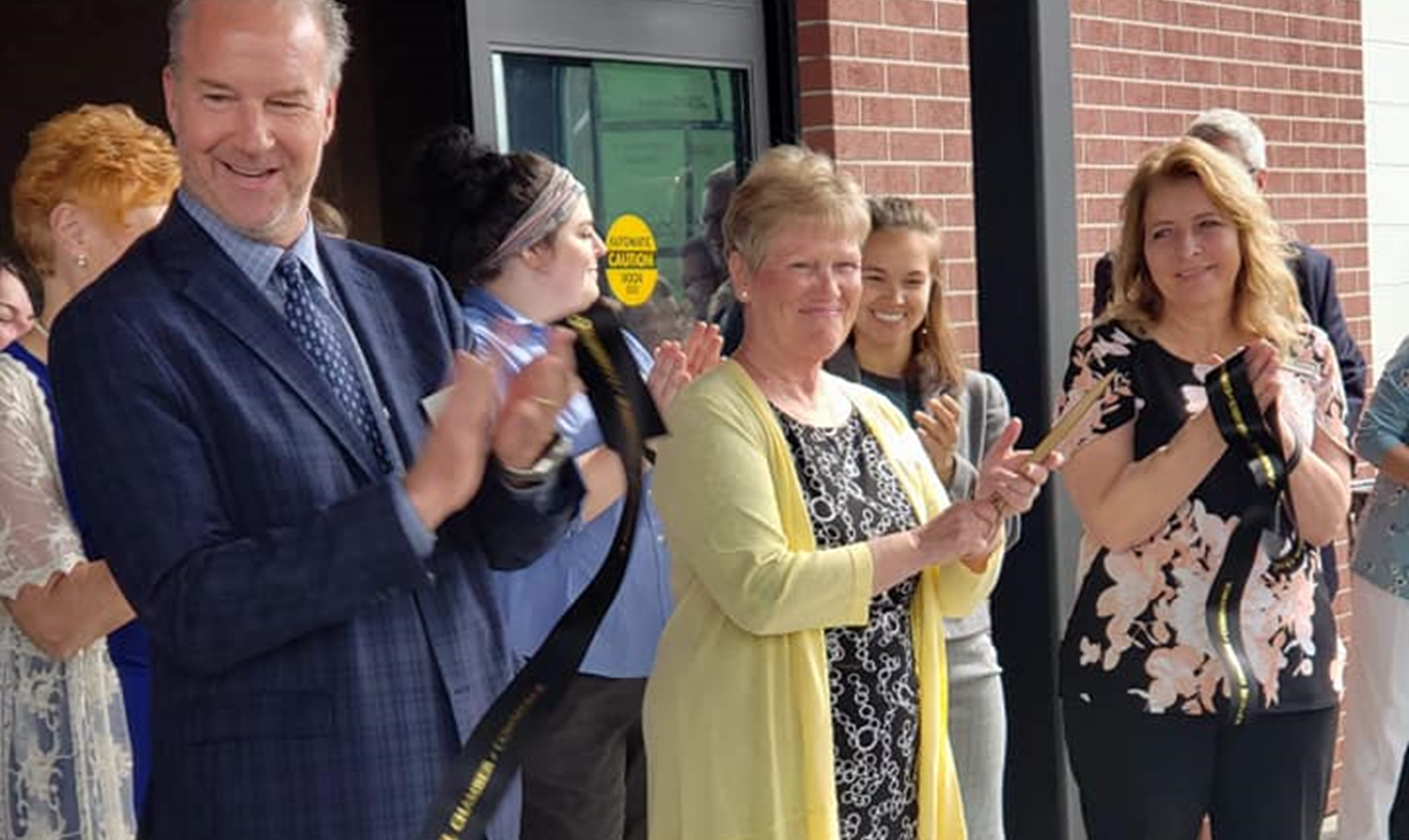 New Fairfield Inn & Suites Hosts Grand Opening Celebration Thursday Afternoon