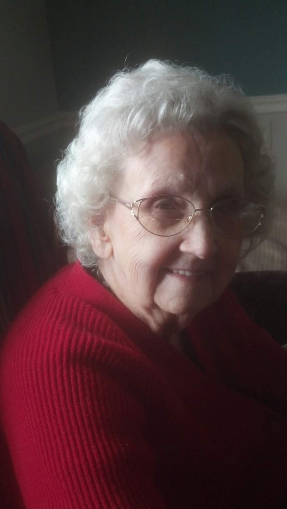 Frances Eileen Robberts, age 95, of Jasper