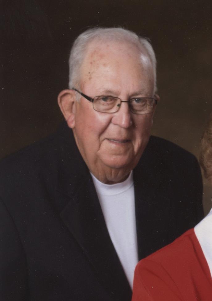 "Robert E. ""Bob"" Thacker, age 82, of Huntingburg"