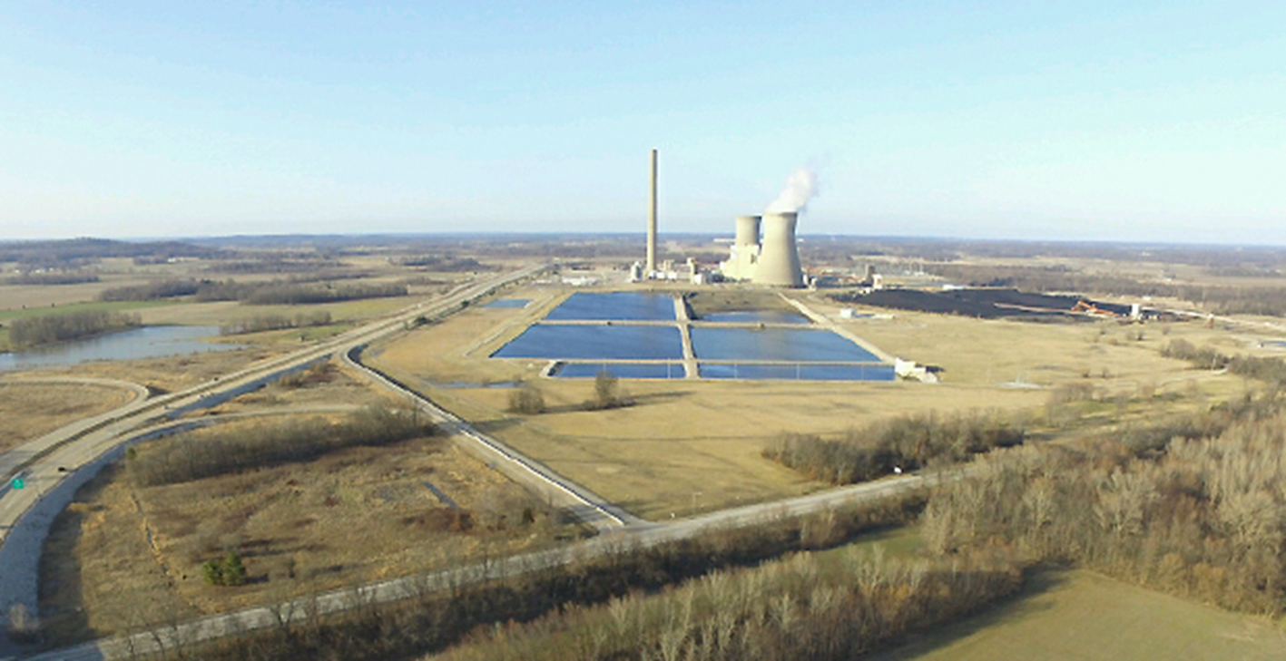 Rockport Power Plant to Shut Down One of its Two Coal Power Units