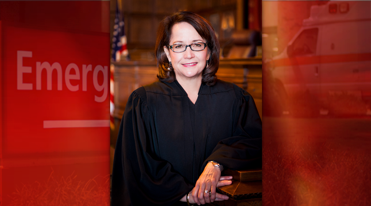 Chief Justice of the Indiana Supreme Court Tests Positive For COVID-19
