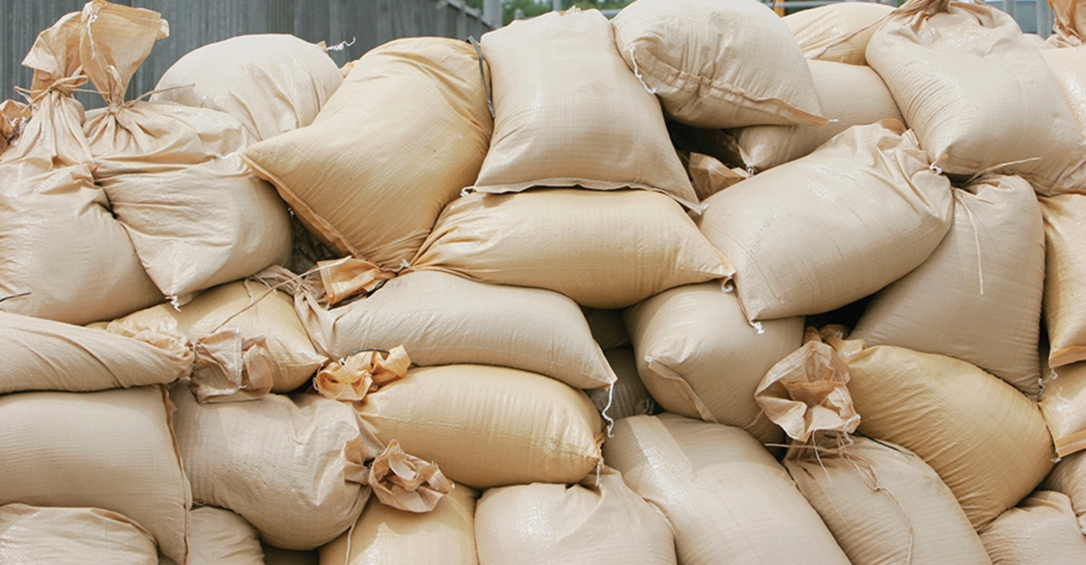 County Officials Offering Sandbags at Various Locations as Flood Fears Continue to Spread