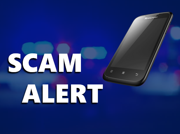 Sheriff's Dept. Warning Residents of Phone Scam