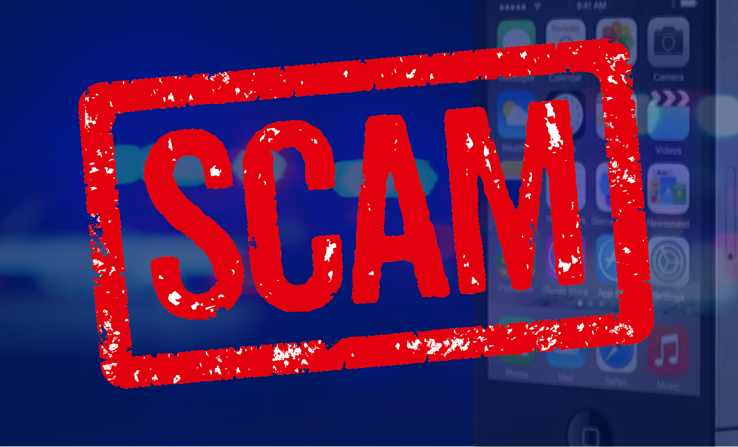 Jasper Police Warning of a Phone Scam Targeting Local Residents