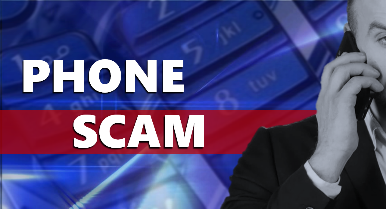 Police Warning Residents About Another Phone Scam Going Around the Area