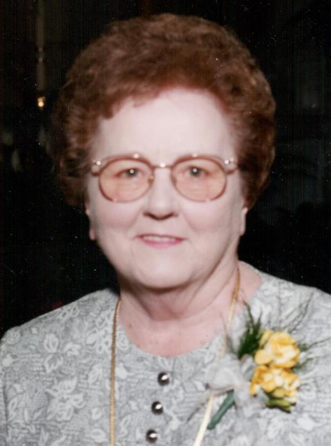 Leona M. Schlachter, age 89 of Celestine
