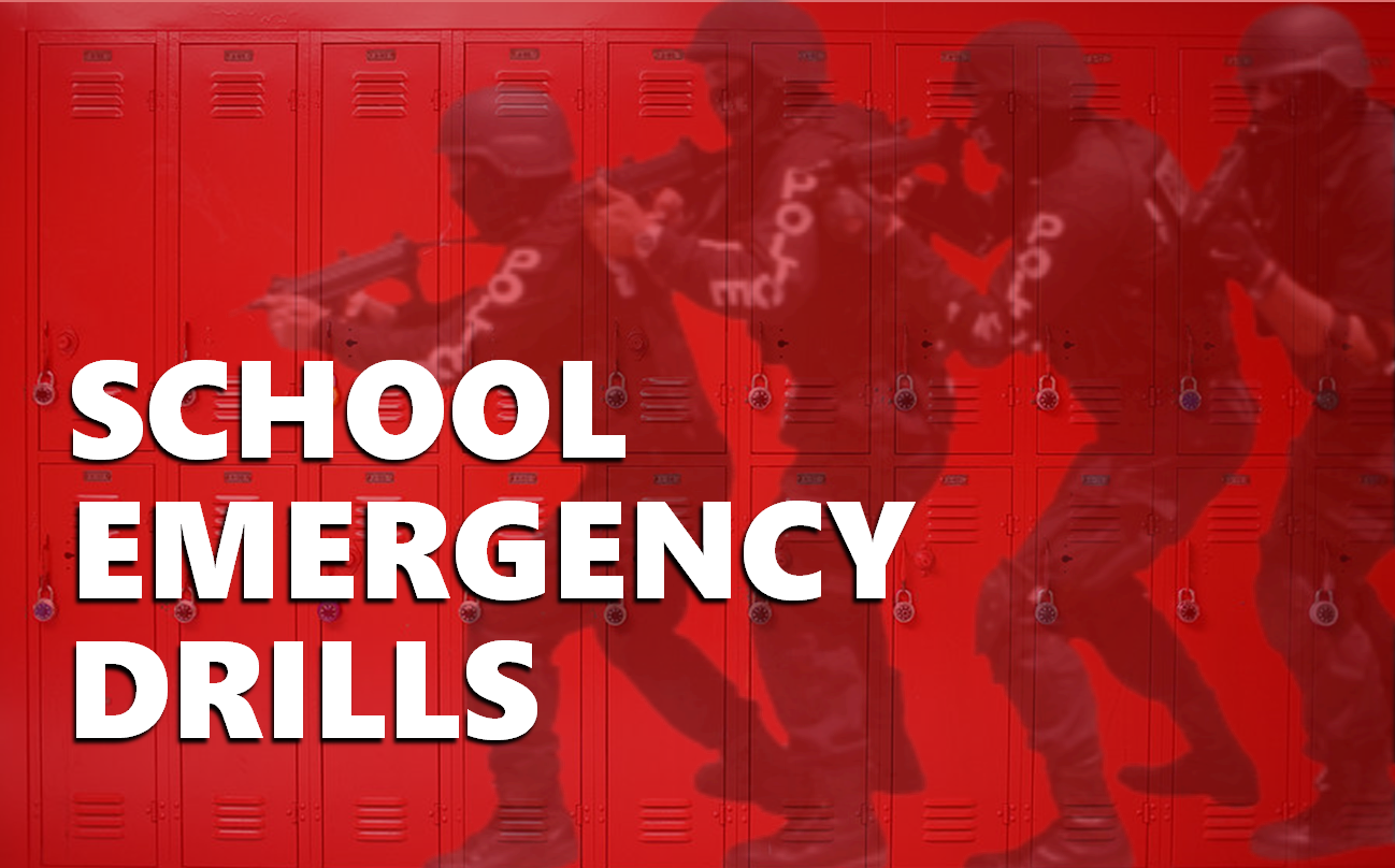 You May See Activity Near Some Local Schools Today as Officials Conduct Safety and Evacuation Drills