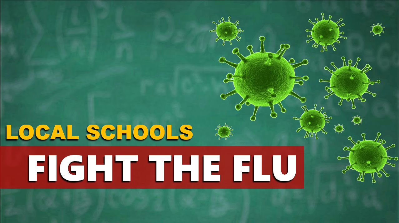 Some Dubois County Schools Taking Steps to Reduce High Prevalence of Flu