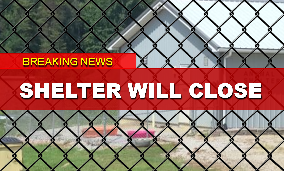 BREAKING:  Spencer County Animal Shelter Will Close Following Torture Accusations