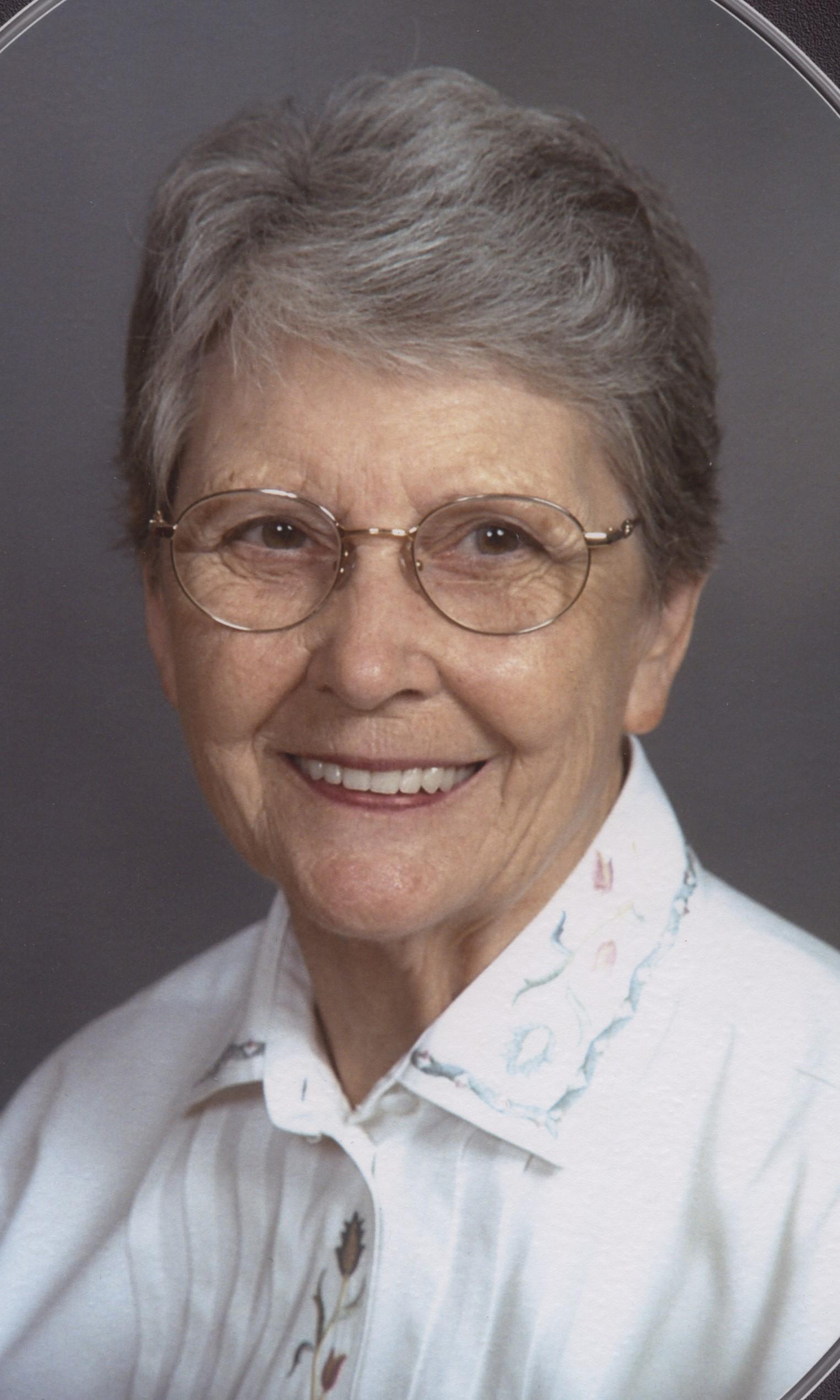 "Marjorie Elizabeth ""Marge"" Short, age 91, of Huntingburg"