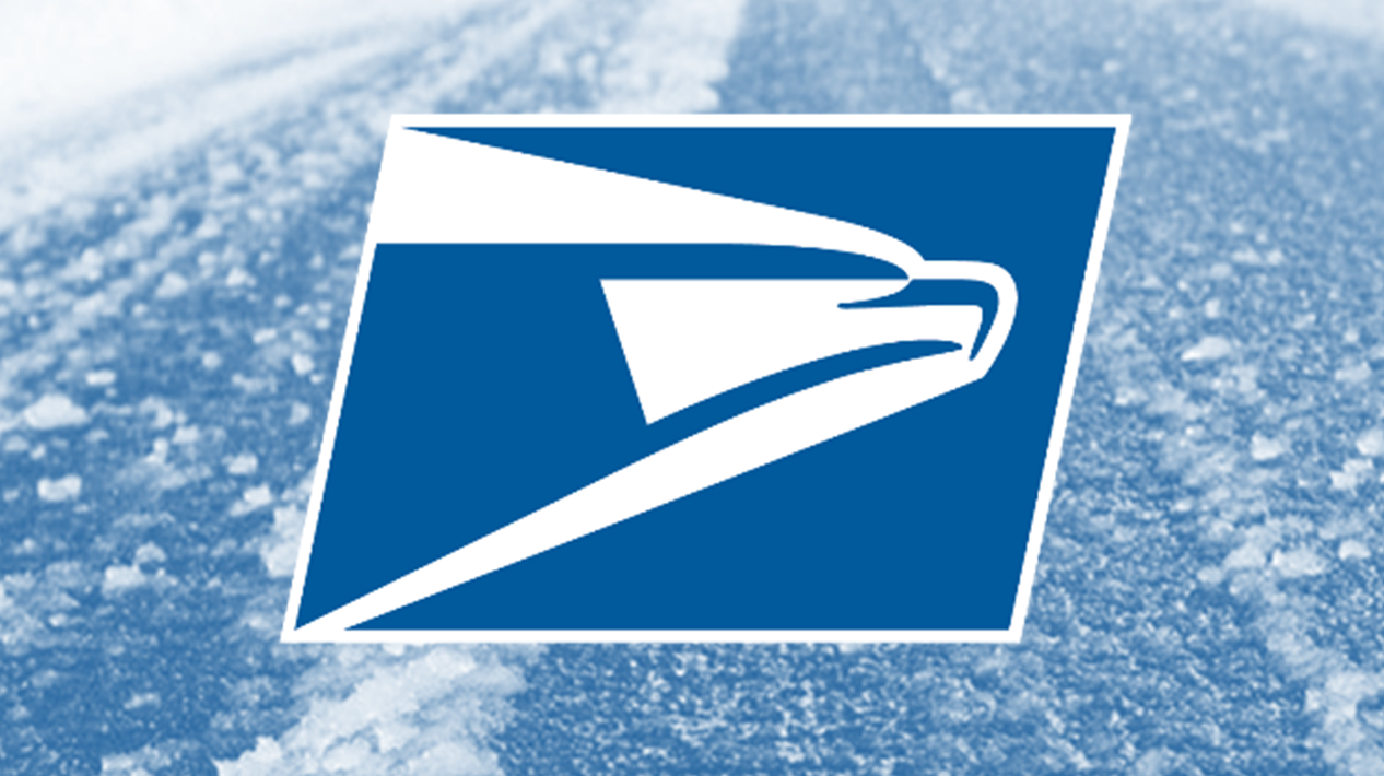 Cold Weather Cancels Mail Delivery for Wednesday in Most Hoosier Zip Codes, Including Locally