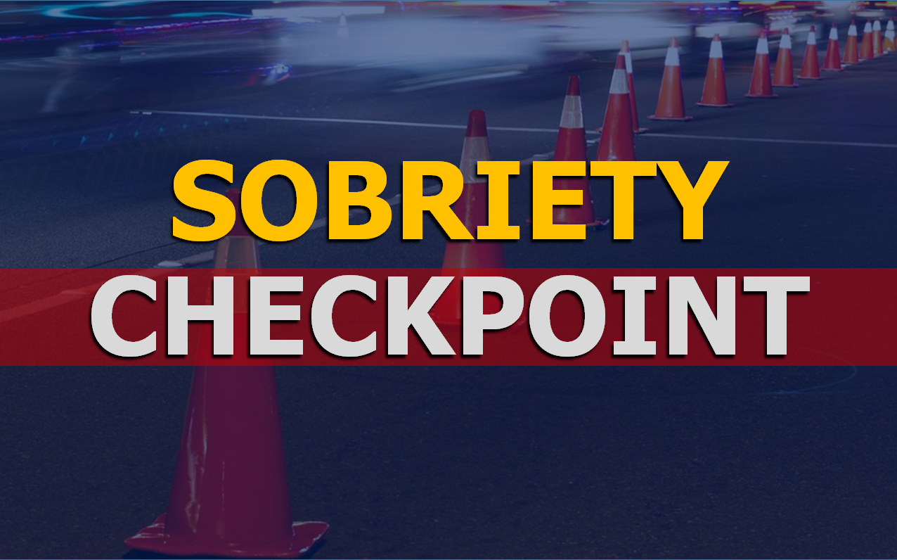 ISP Troopers to Conduct Sobriety Checkpoint Somewhere in Dubois County This Week