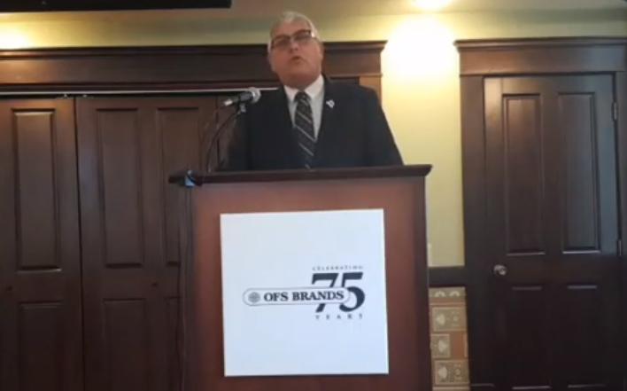 Huntingburg Mayor & Superintendent Deliver State Of...Addresses