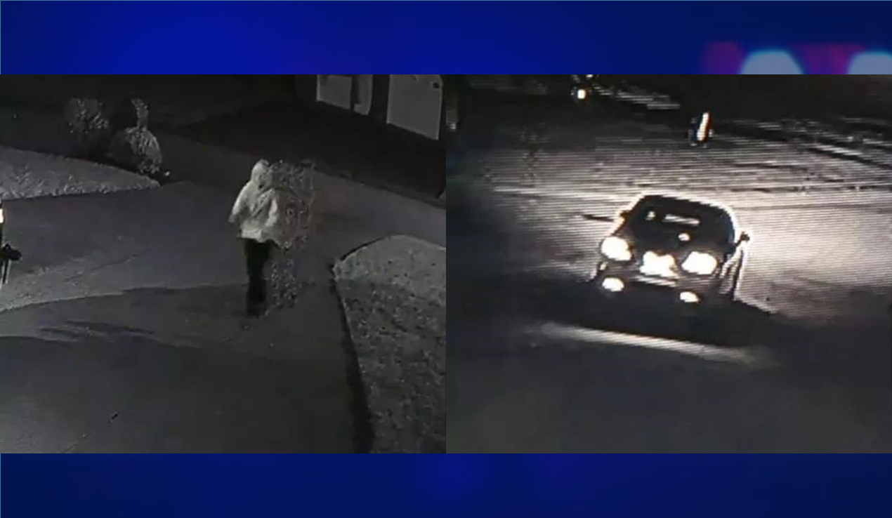 LOOK FAMILIAR?  Spencer County Authorities Searching for Vehicle Break-in Suspects