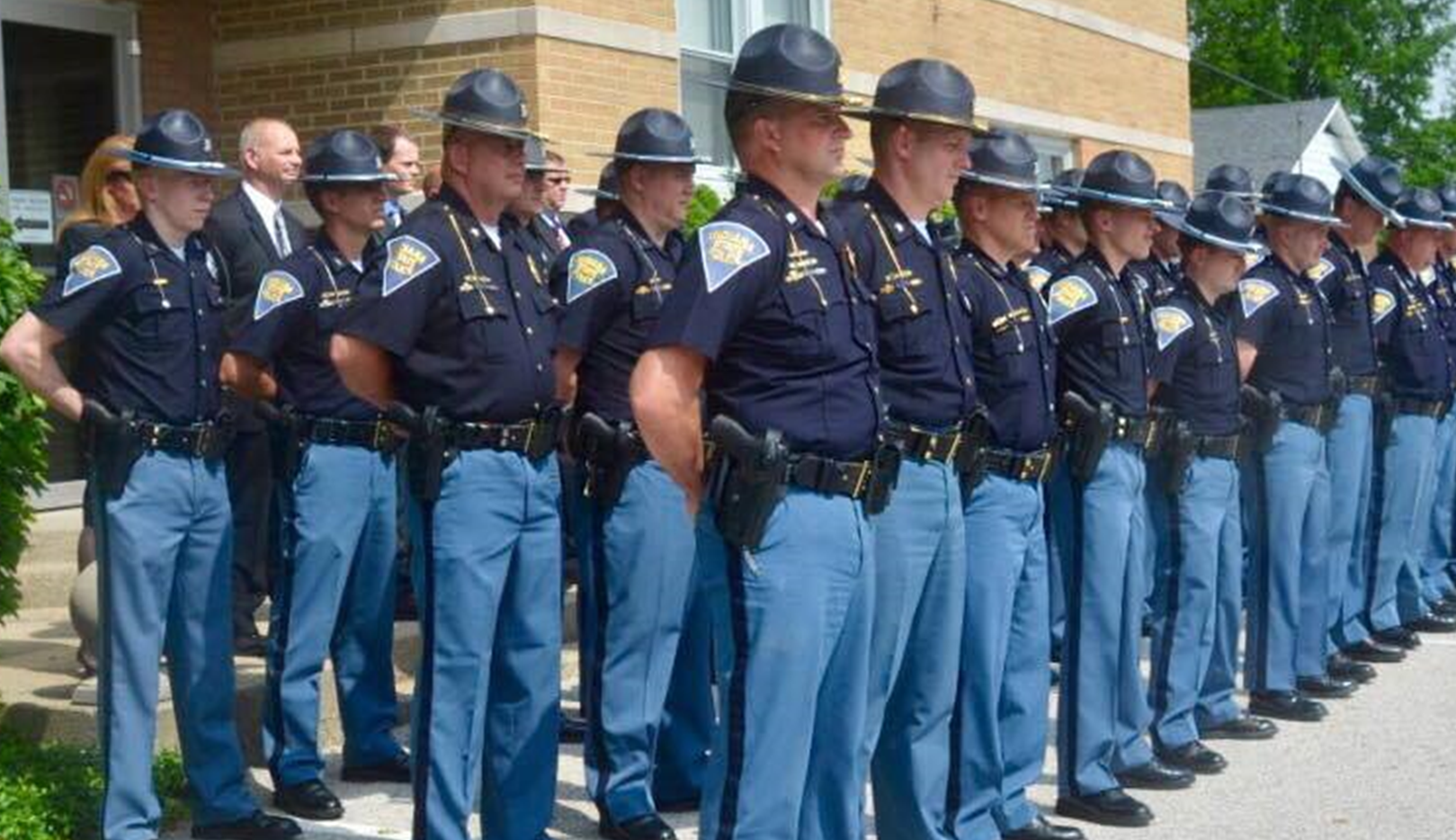 ISP Jasper Post to Host Annual Memorial Service to Honor Fallen State Troopers