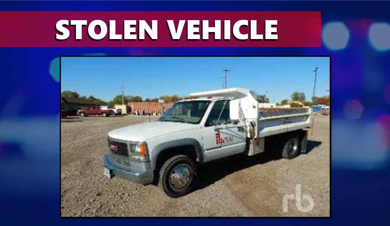 CAN YOU HELP?  Sheriff's Office Investigating Stolen Vehicle in Dubois