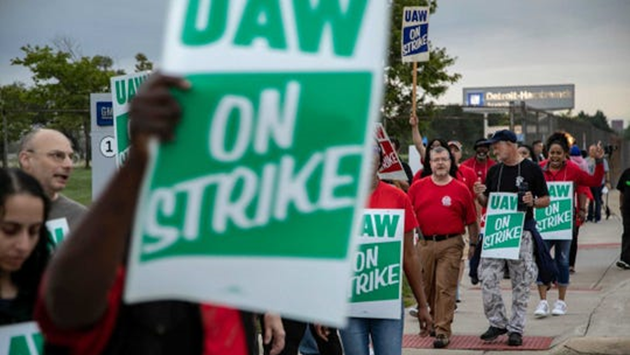UAW and General Motors May Be Close to a Deal to End Nearly Month-Long Strike