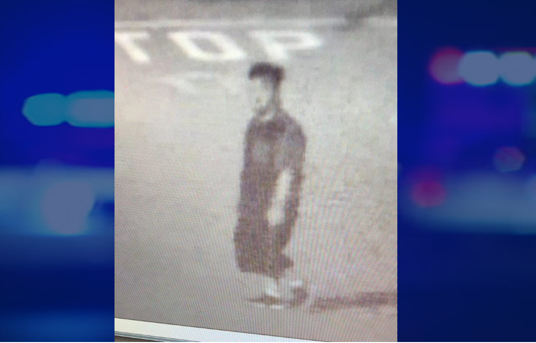 ALERT:  JPD Searches For Suspect in Walmart Car Theft