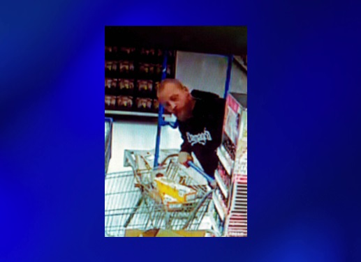 Public Assistance Requested Identifying a Jasper Walmart Theft Suspect