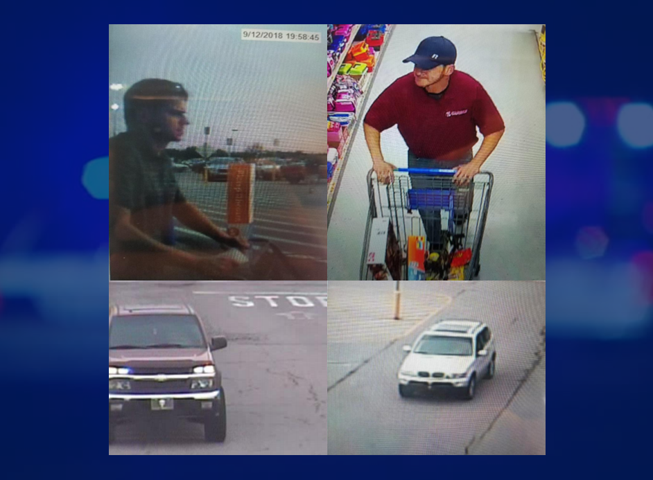 JPD Needs Help Identifying Forgery Suspects, Believe Cases Are Connected
