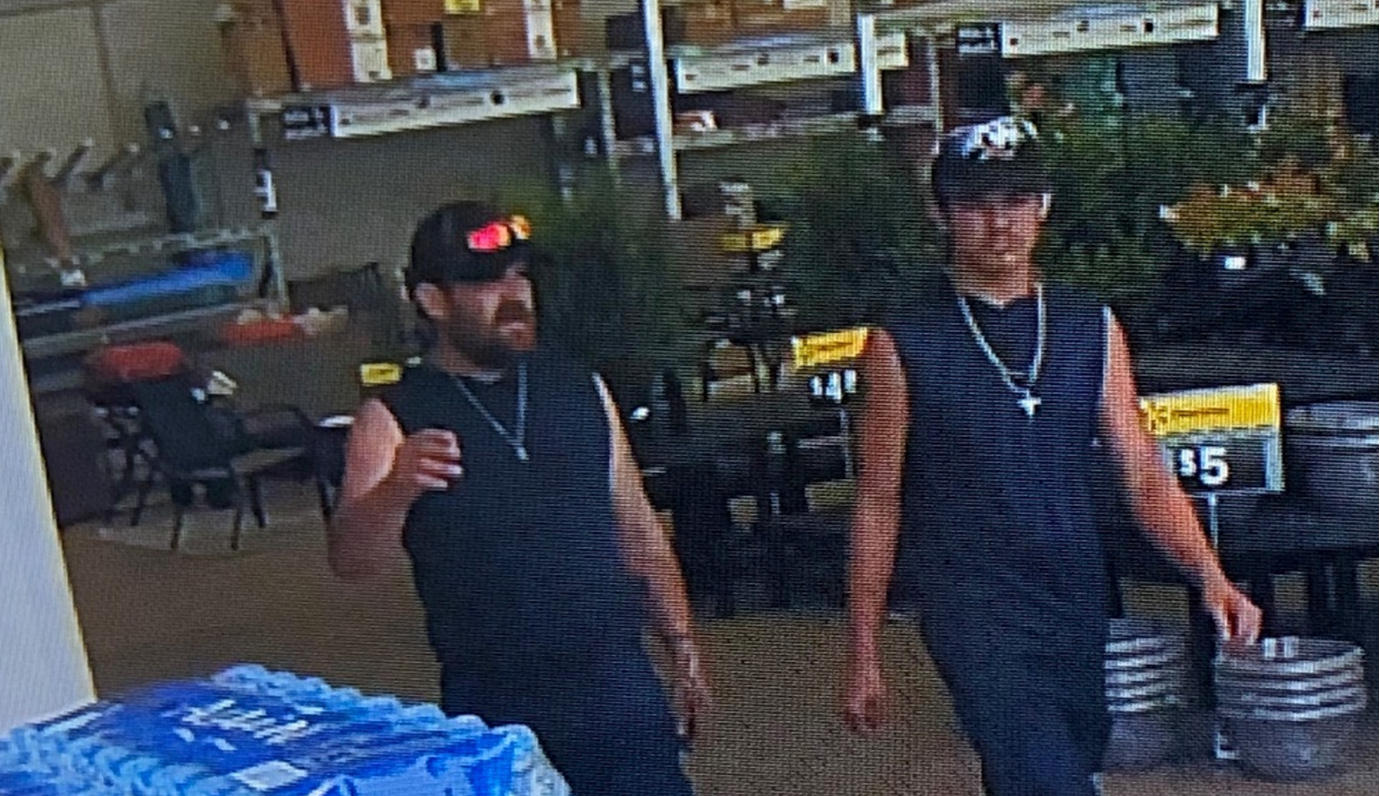 DO YOU KNOW THEM?  Jasper Police Are Asking For Your Help Tracking Down Theft Suspects