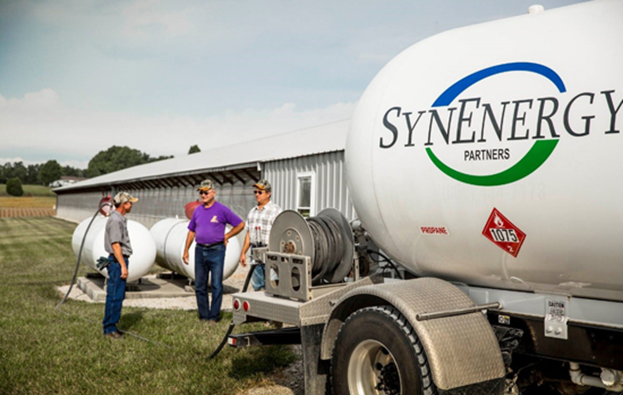 SynEnergy Has Acquired St. Meinrad Gas Distribution Business