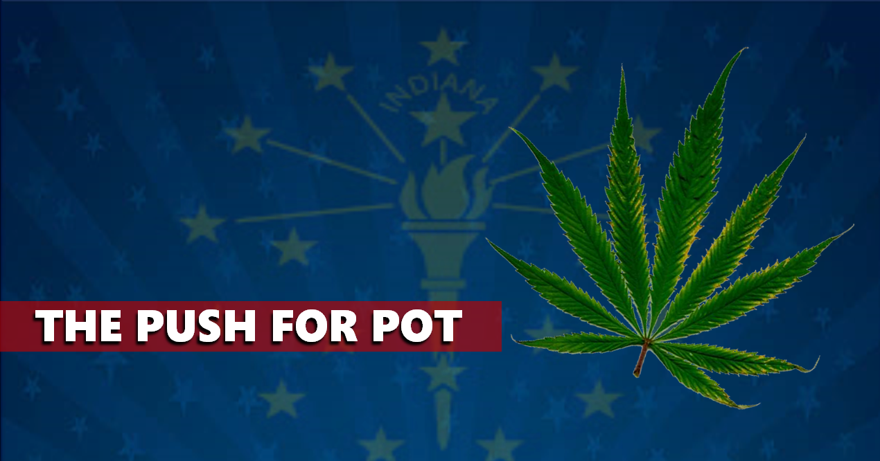 Hoosier Pot Advocates Threaten to Back New Candidate After Governor Fails to Back Marijuana Legalization Efforts