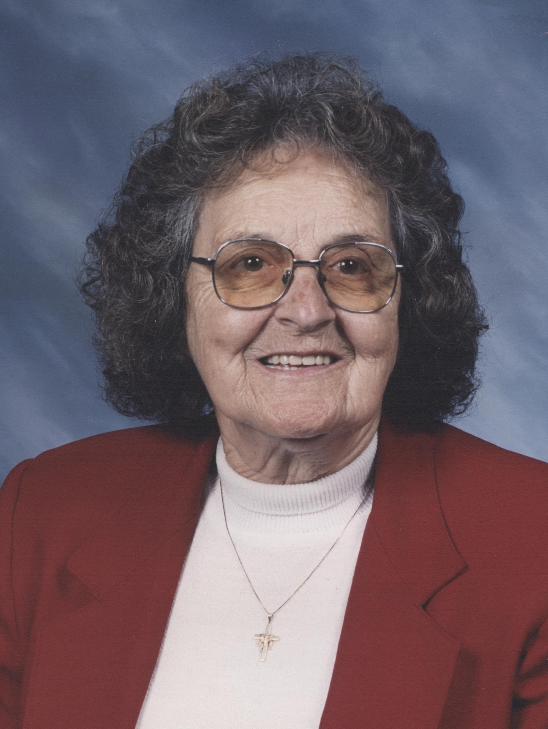 Theresa H. Stratman, age 92, of Huntingburg