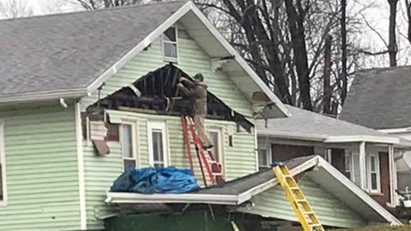 NWS Confirms Tornado Touched Down in Oakland City on Thursday