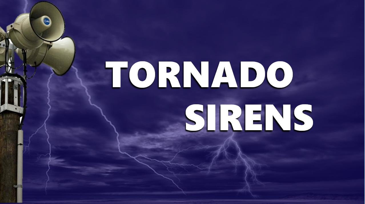 A Huntingburg Tornado Siren is Out of Service Until Further Notice