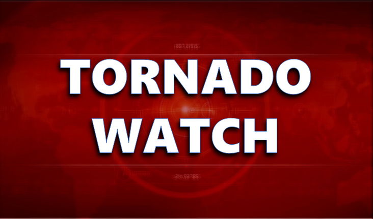 TORNADO WATCH in Effect Until 3:00am Eastern Friday