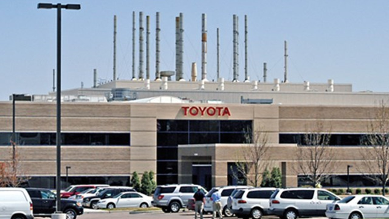 Toyota Plant in Princeton to Delay Restarting Manufacturing Operations