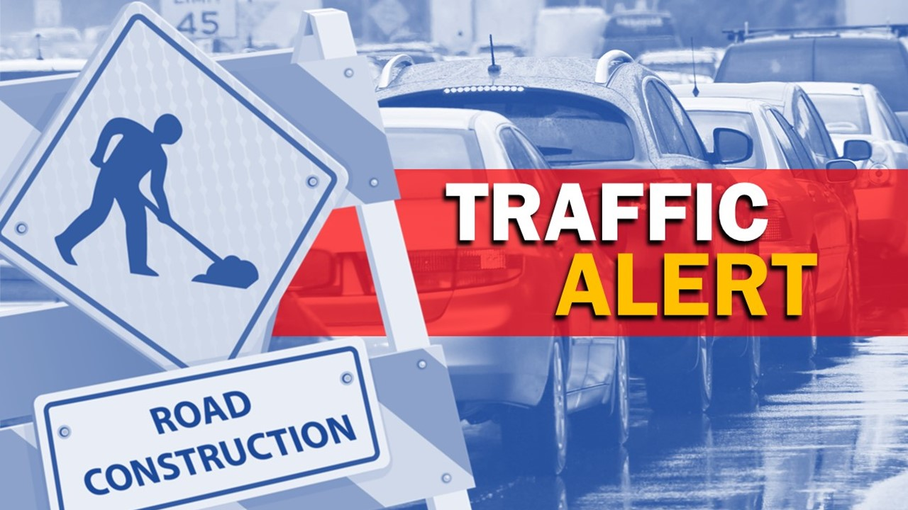 TRAFFIC ALERT: Portion of 100 South in Jasper to Close Tuesday For Nearly Three Weeks For Work