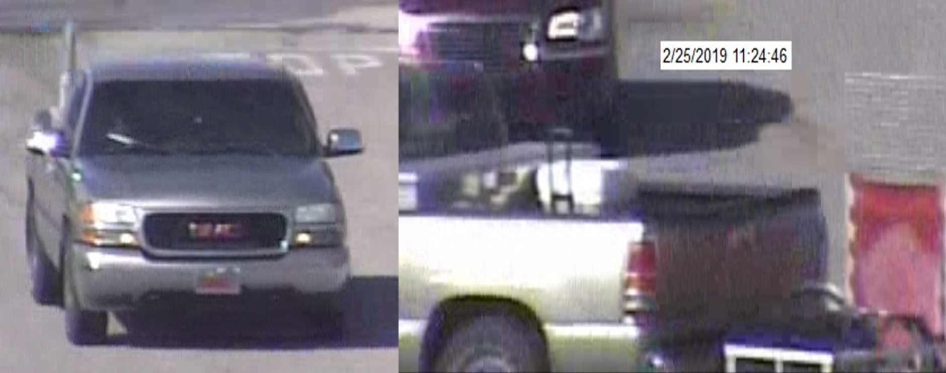 Jasper Police Need Your Help Identifying the Driver of This Truck