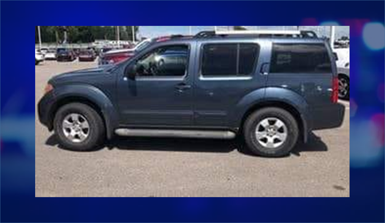 HAVE YOU SEEN IT?  Huntingburg Police Search For Missing Truck