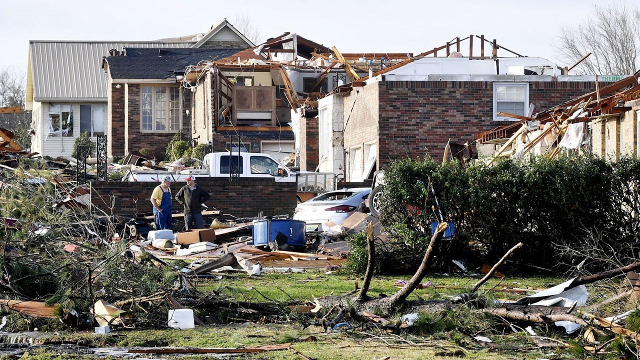 Hoosier Groups Working to Help Victims of Devastating Tornadoes in Tennessee