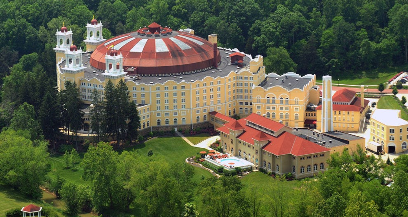 French Lick Resort Named One of the Best Historic Hotels in America by USA Today