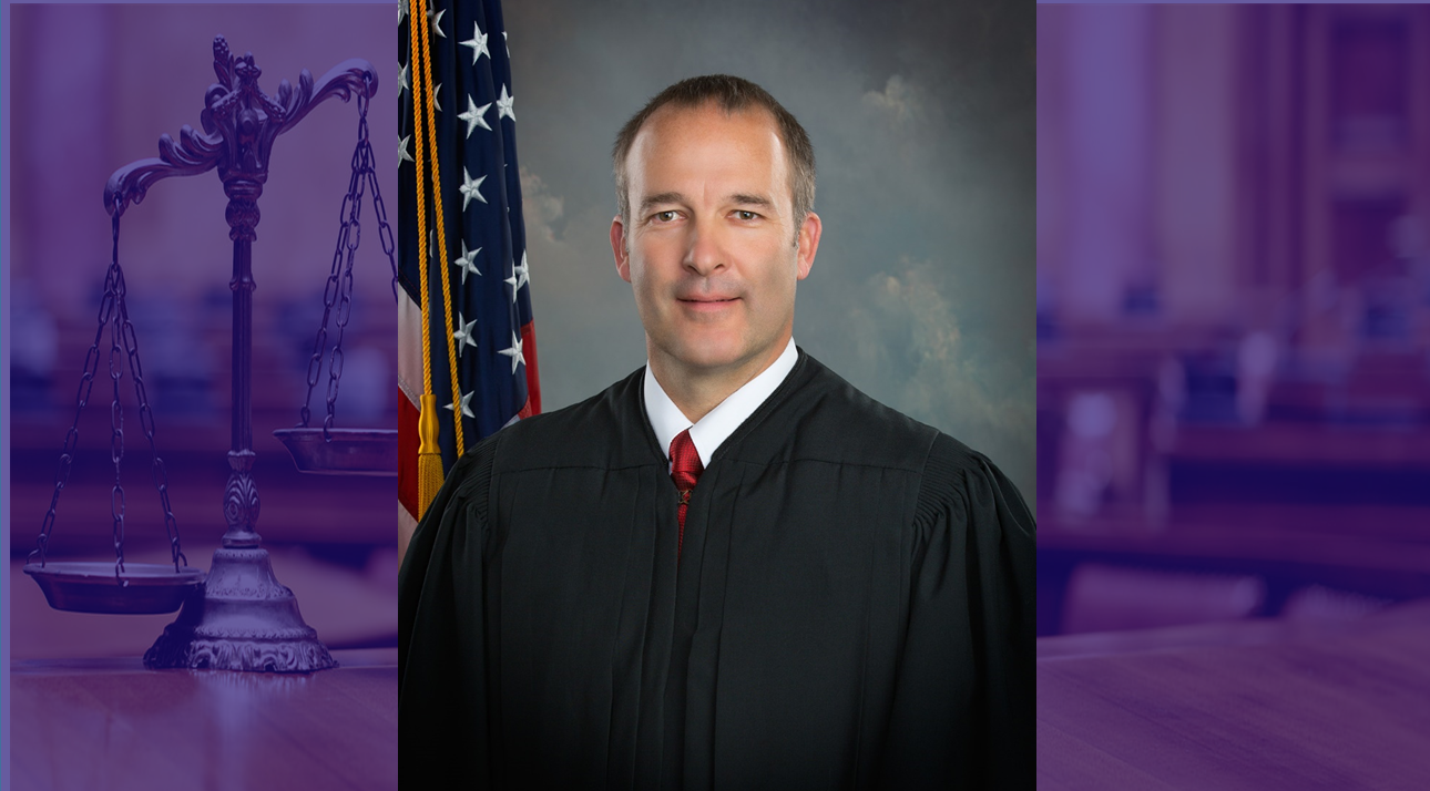 Dubois County Judge Nathan Verkamp Announces He'll Run a Second Term