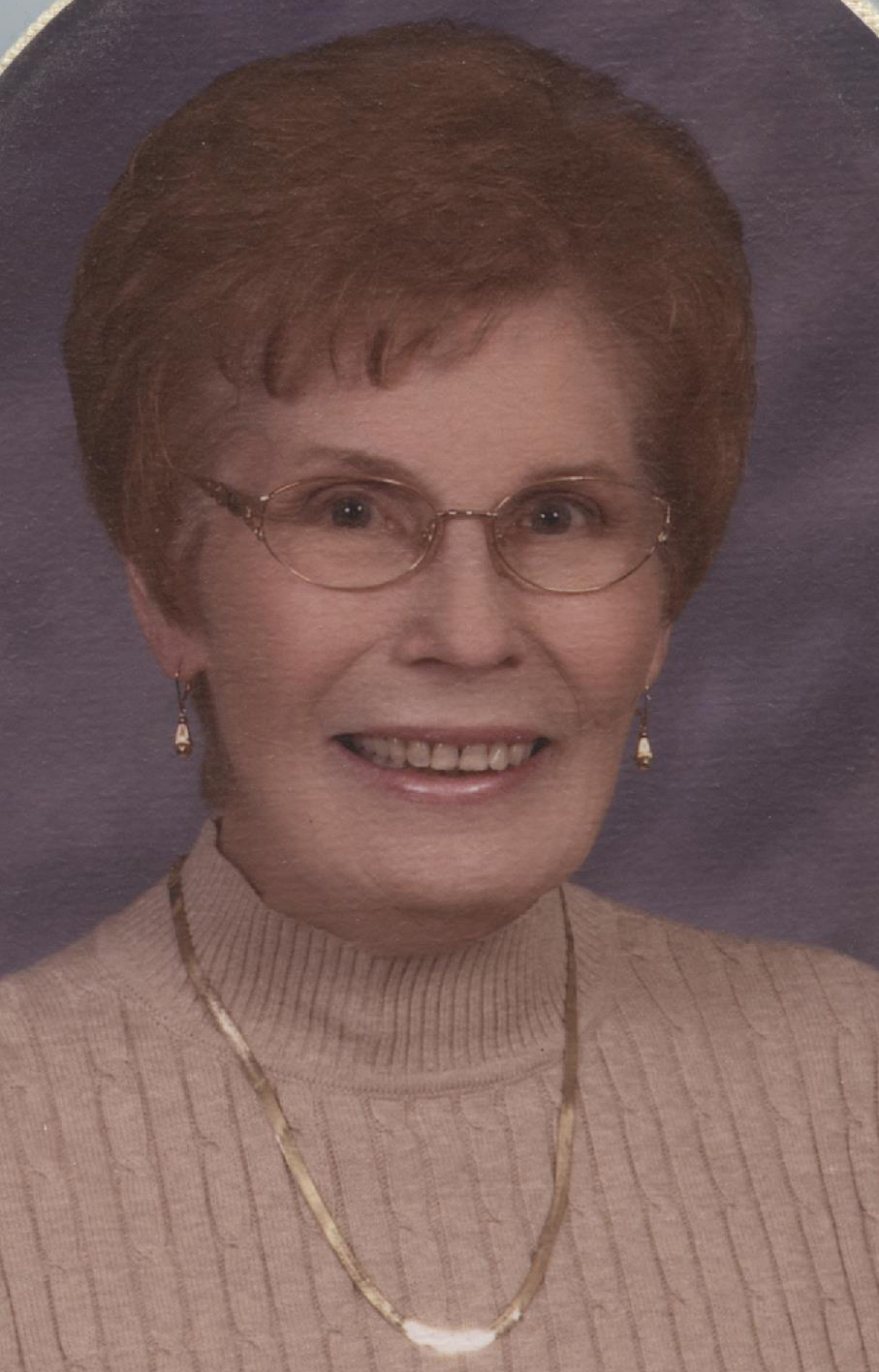 "Virginia H. ""Jenny"" Pfaff, age 92, of Huntingburg"