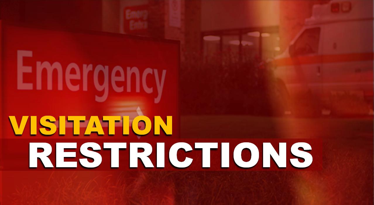 Memorial Hospital in Jasper Will Continue Visitation Restrictions