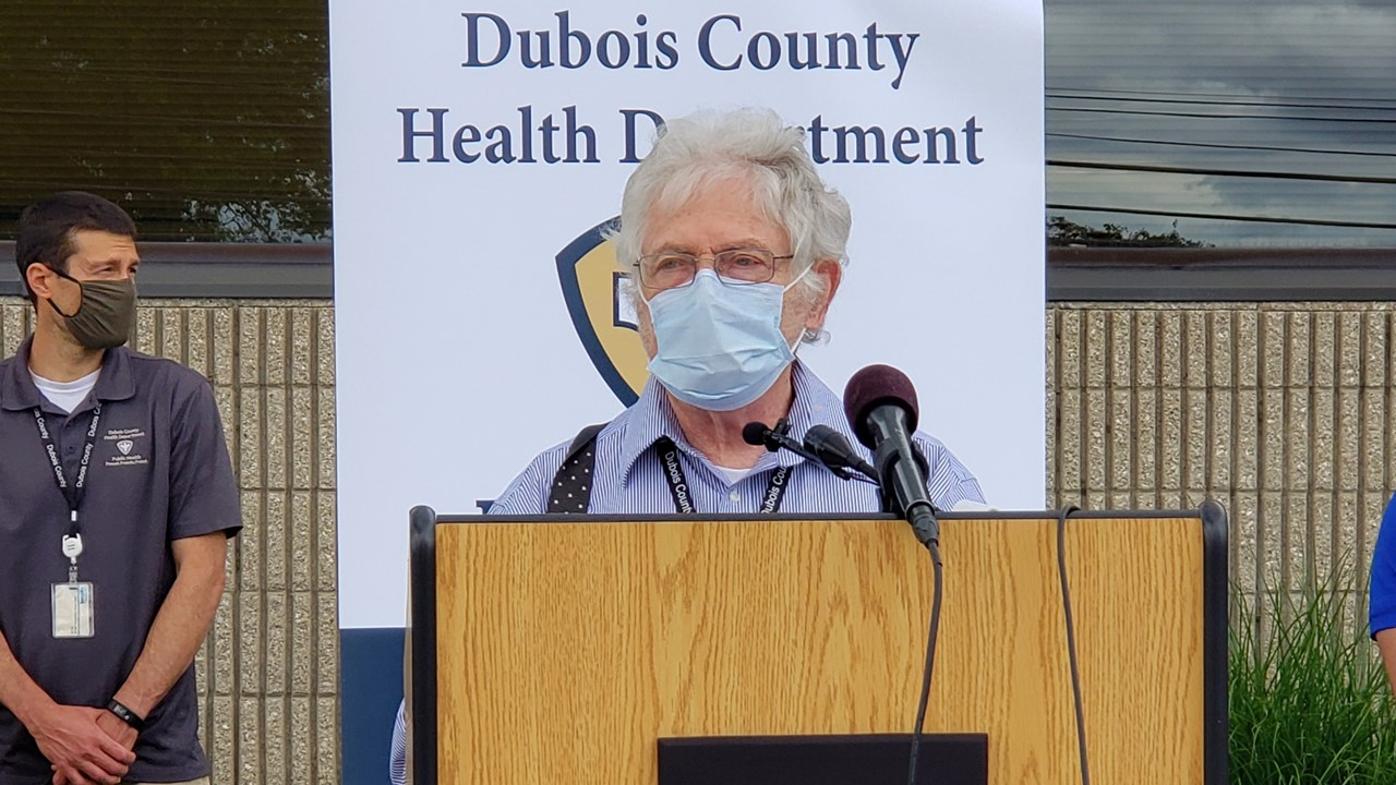 Waflart: Strike Teams Investigating Dubois County's Spike in COVID-19 Cases, Including at Farbest