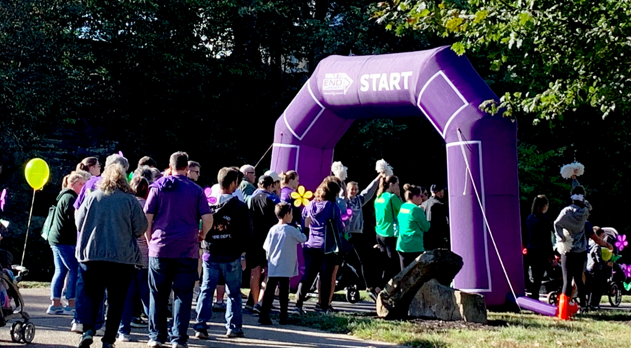 Jasper's ALZ Walk Raised $63,000 For Alzheimer's Care, Support and Research